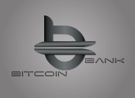 BitcoinBank - Логотип - дизайнер markosov