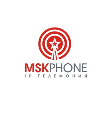 Логотип для MSKPHONE - дизайнер ANDruska