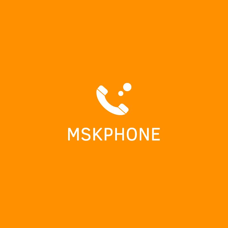 Логотип для MSKPHONE - дизайнер redsideby