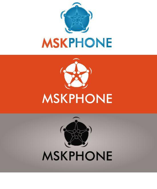 Логотип для MSKPHONE - дизайнер markosov