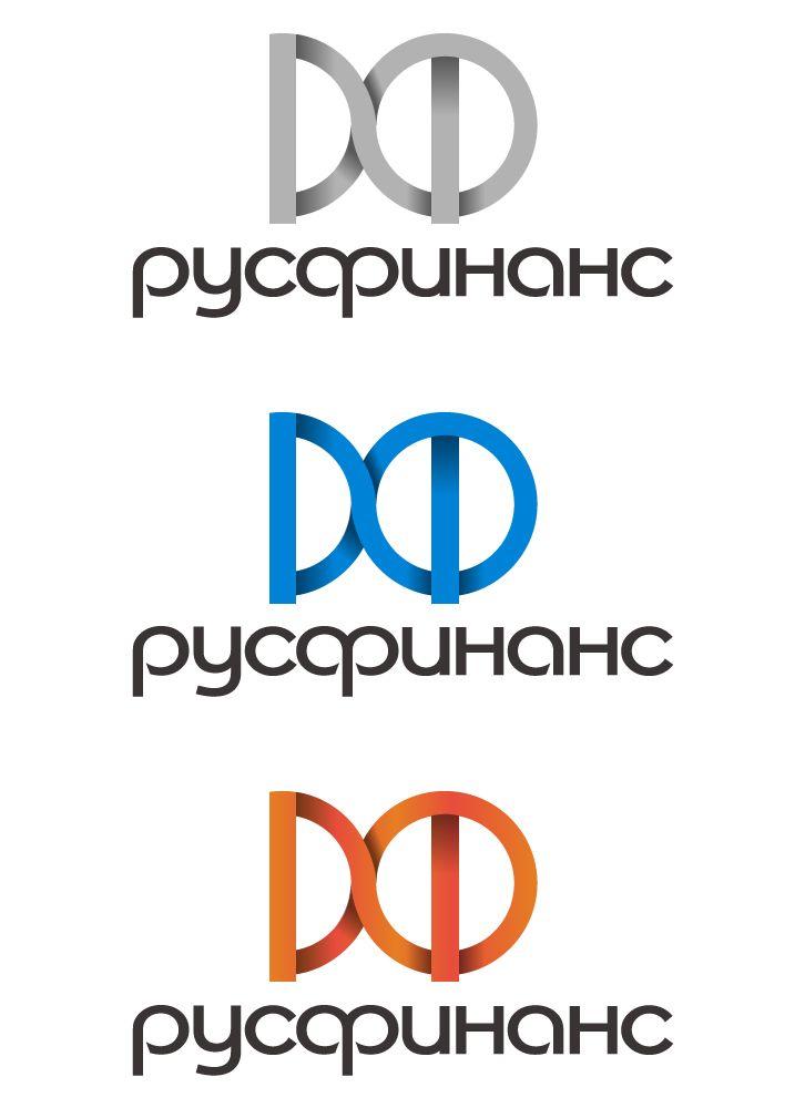 Логотип для Русфинанс - дизайнер renad86