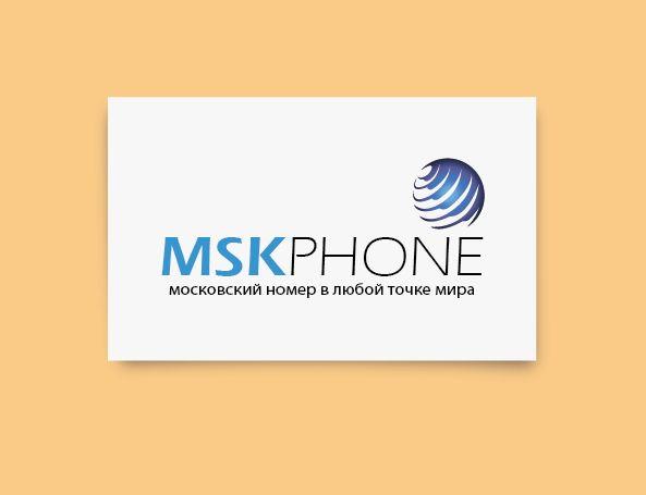 Логотип для MSKPHONE - дизайнер qvos
