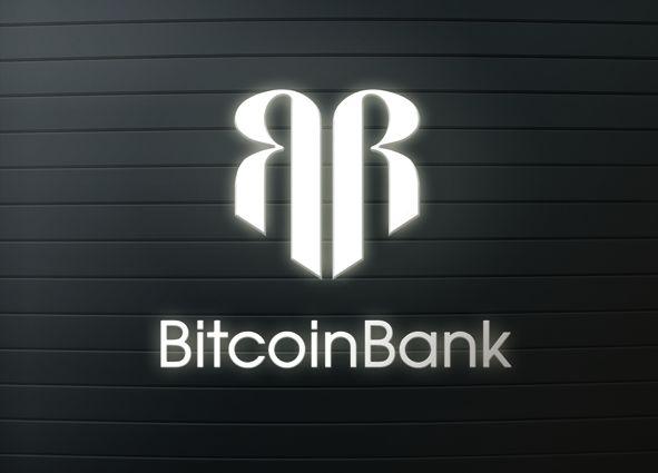 BitcoinBank - Логотип - дизайнер art-valeri