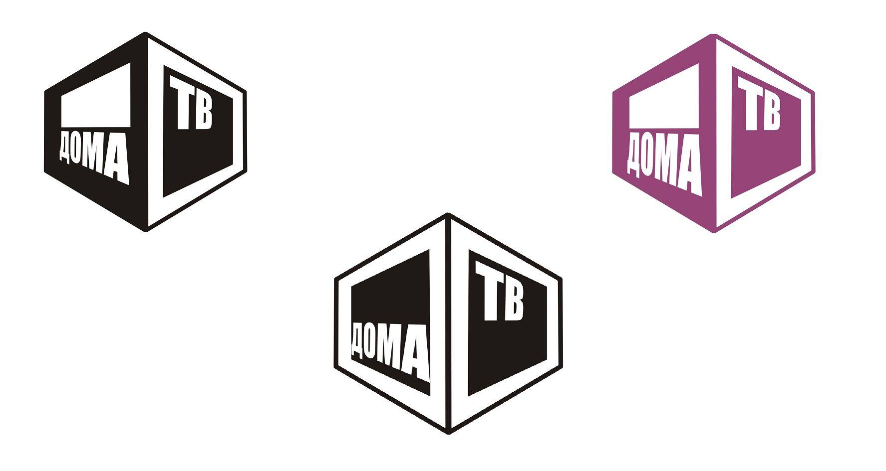 Логотип телеканала - дизайнер Grim