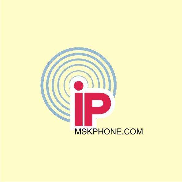 Логотип для MSKPHONE - дизайнер andyart