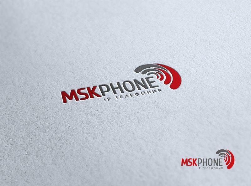 Логотип для MSKPHONE - дизайнер mz777