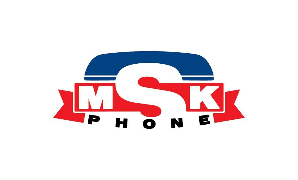 Логотип для MSKPHONE - дизайнер mihON