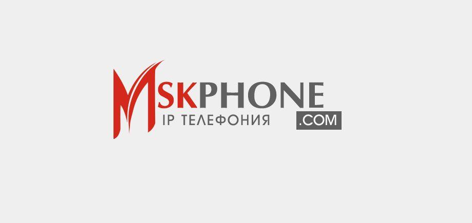 Логотип для MSKPHONE - дизайнер Mio-