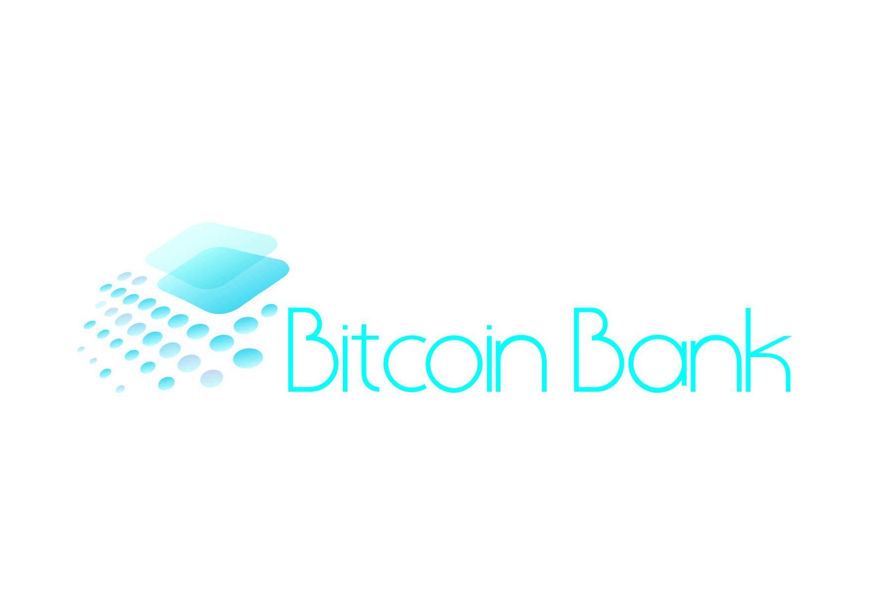BitcoinBank - Логотип - дизайнер semyonova