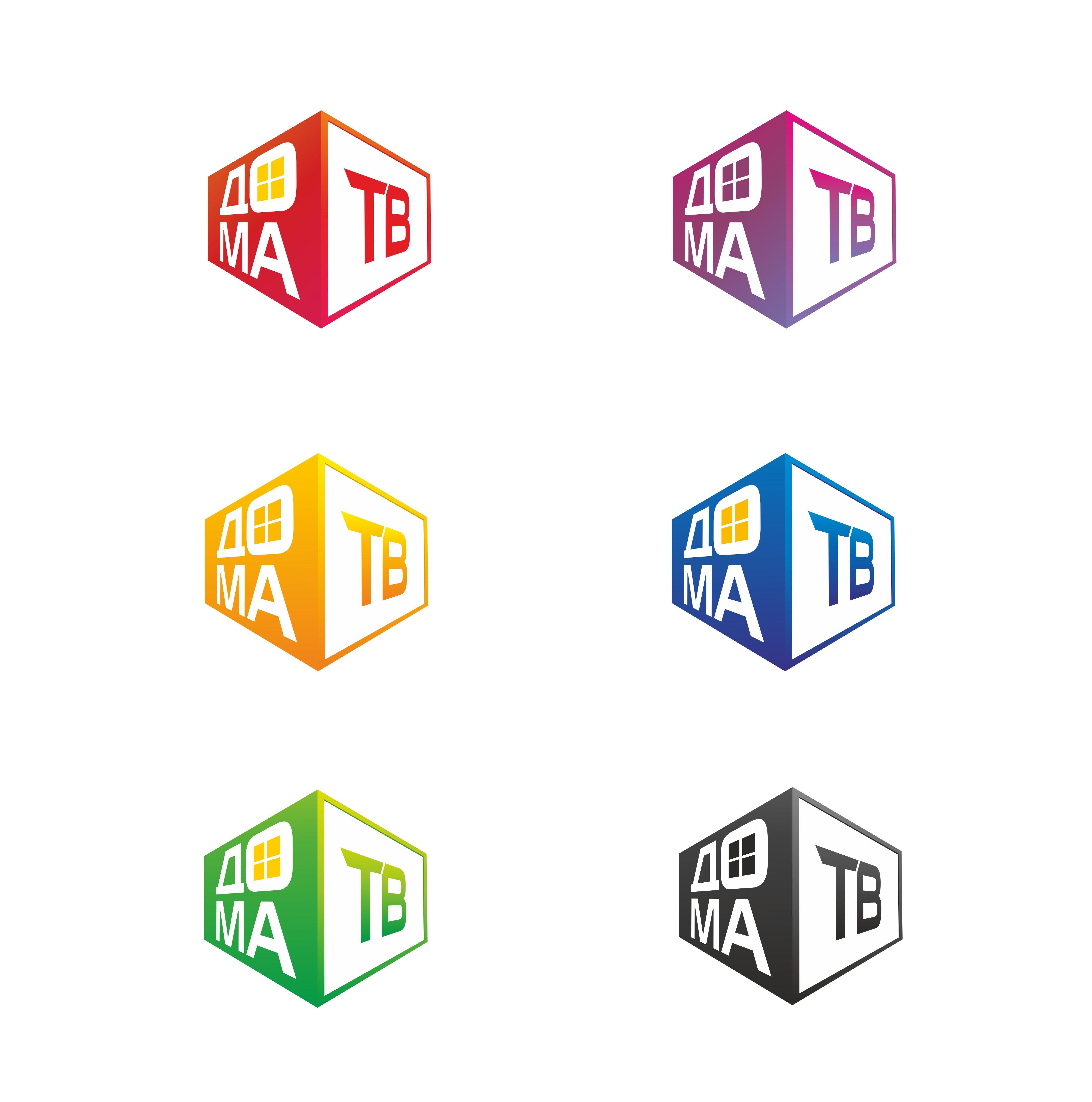 Логотип телеканала - дизайнер scopy