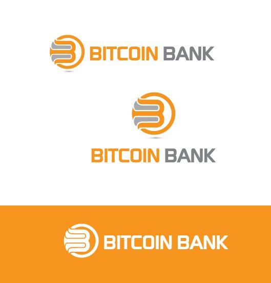 BitcoinBank - Логотип - дизайнер peps-65