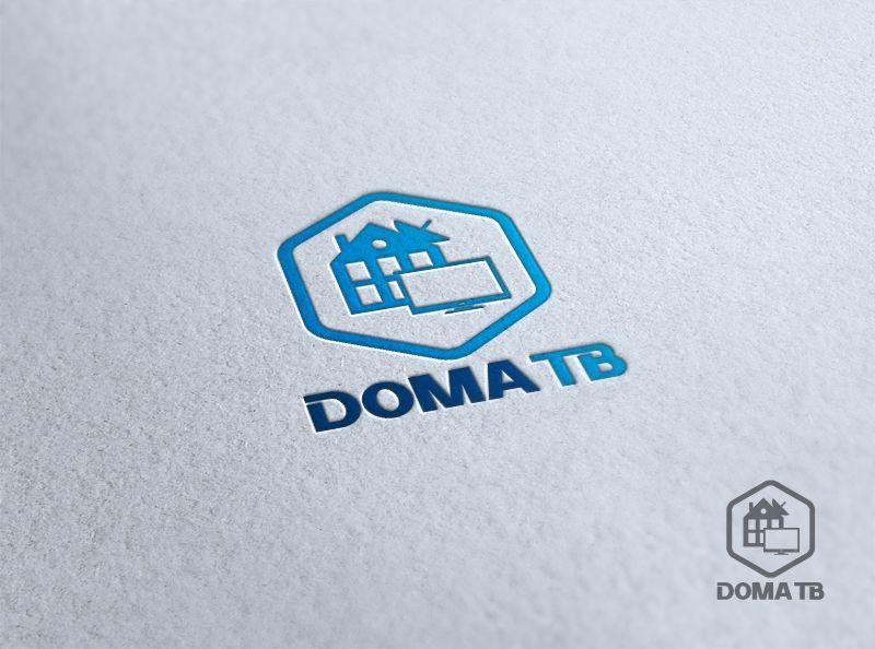 Логотип телеканала - дизайнер mz777