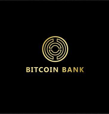 BitcoinBank - Логотип - дизайнер LarLap