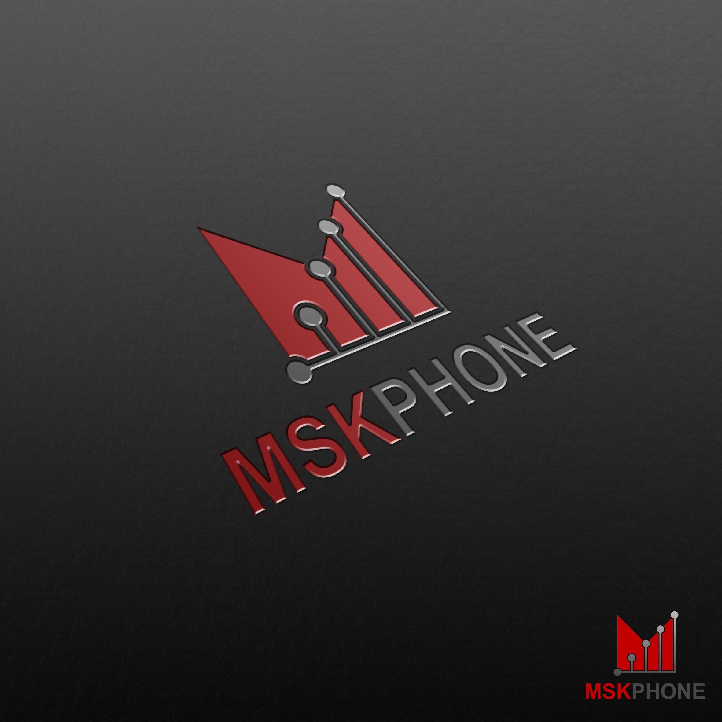 Логотип для MSKPHONE - дизайнер stason2008