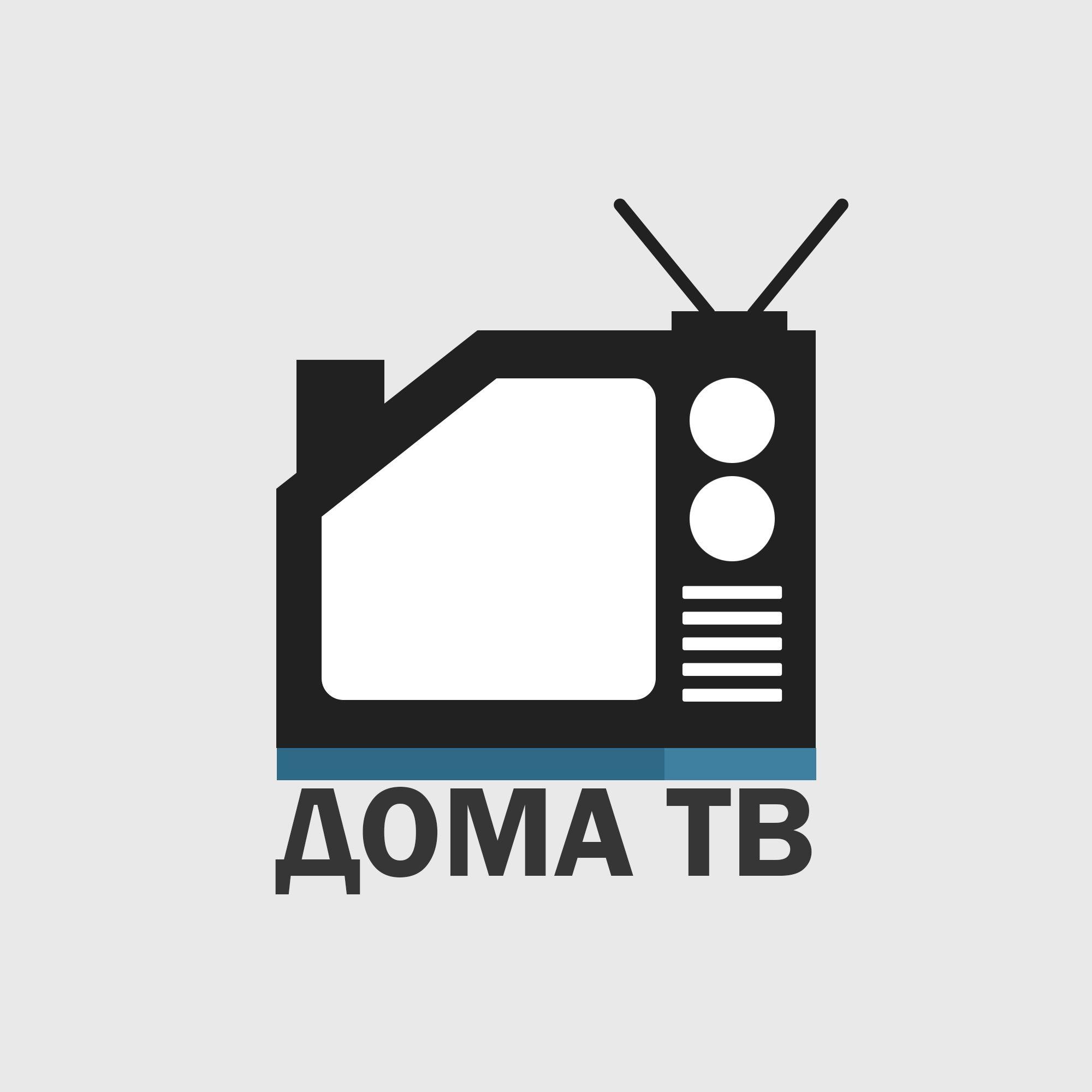 Логотип телеканала - дизайнер Dragon_PRO