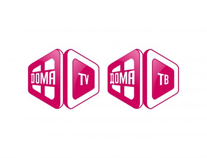 Логотип телеканала - дизайнер GoldenHorse