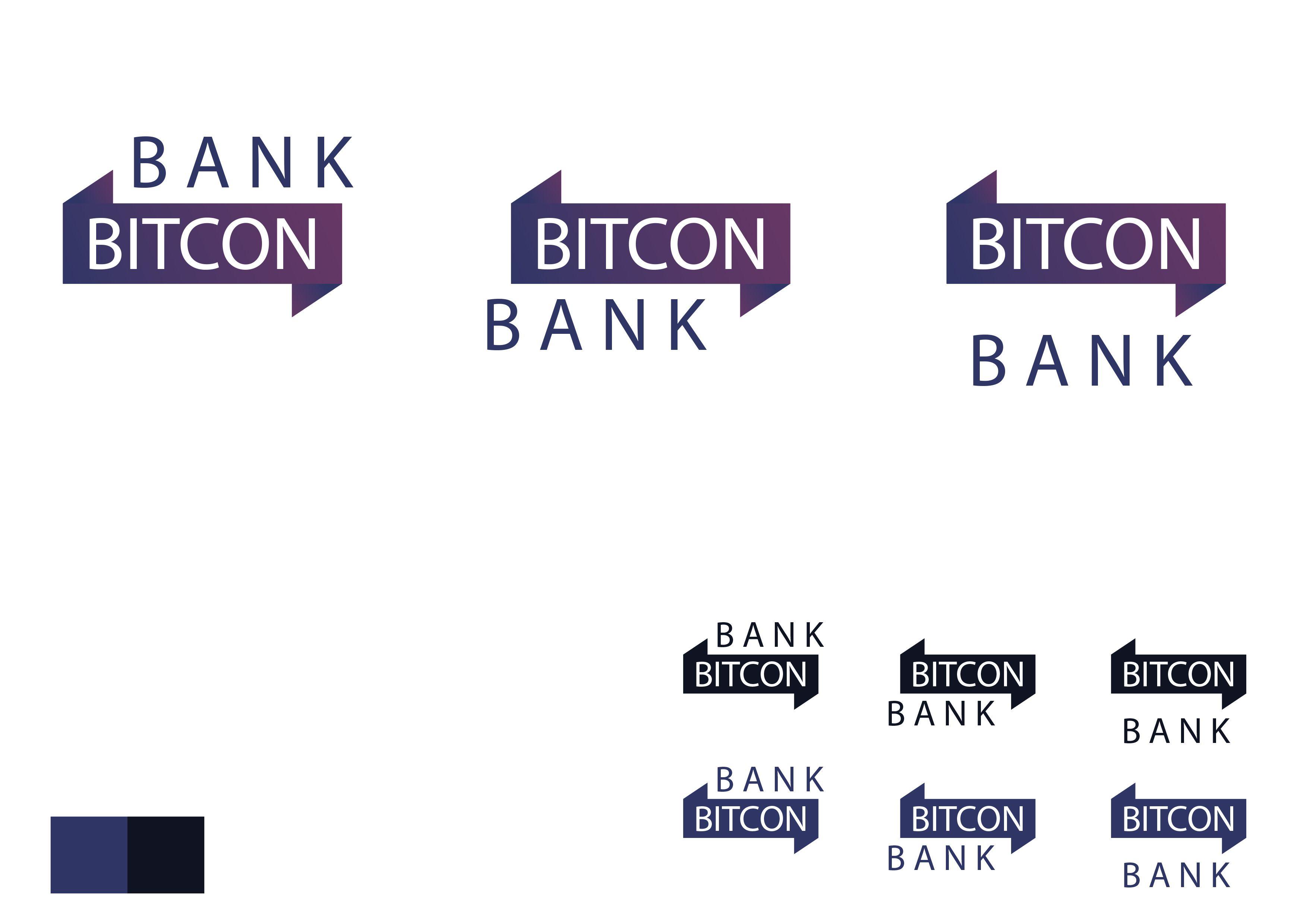 BitcoinBank - Логотип - дизайнер Jedi_artist