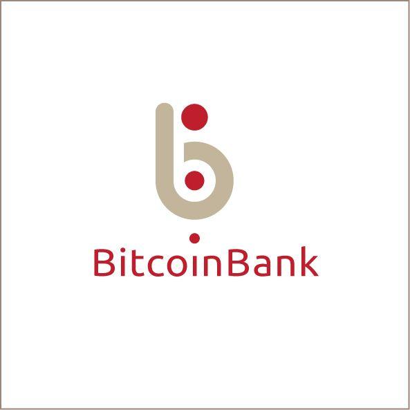 BitcoinBank - Логотип - дизайнер Massover