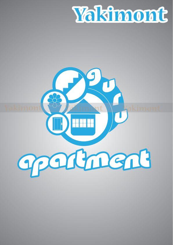 Дизайн логотипа сайта apartment guru - дизайнер Yakimont
