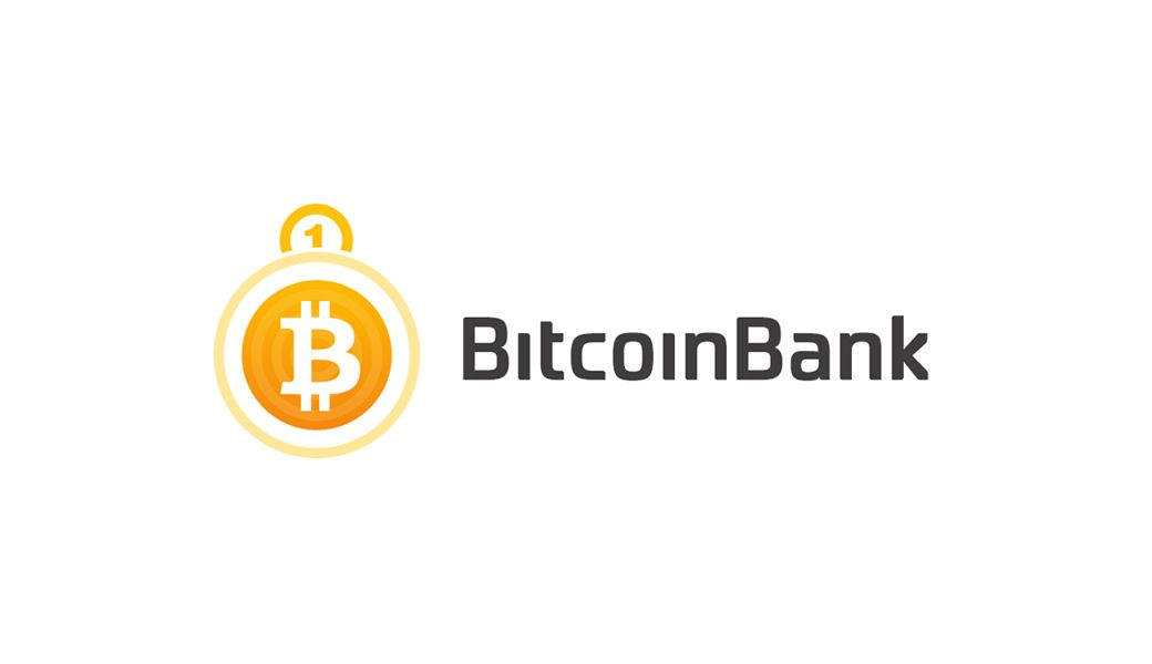 BitcoinBank - Логотип - дизайнер shmyga