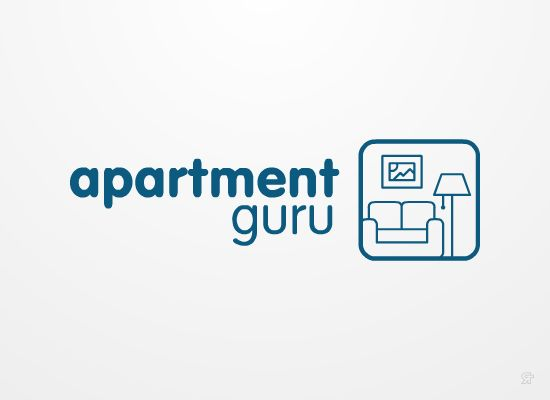 Дизайн логотипа сайта apartment guru - дизайнер turov_yaroslav