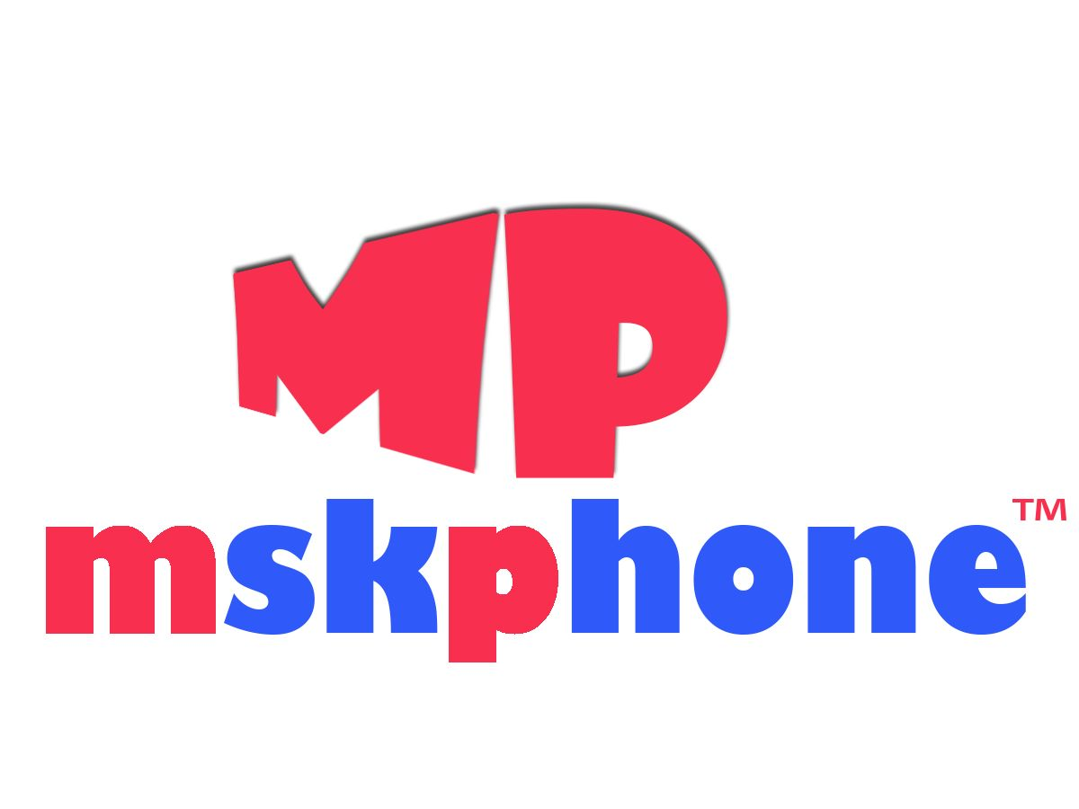 Логотип для MSKPHONE - дизайнер dreamveer