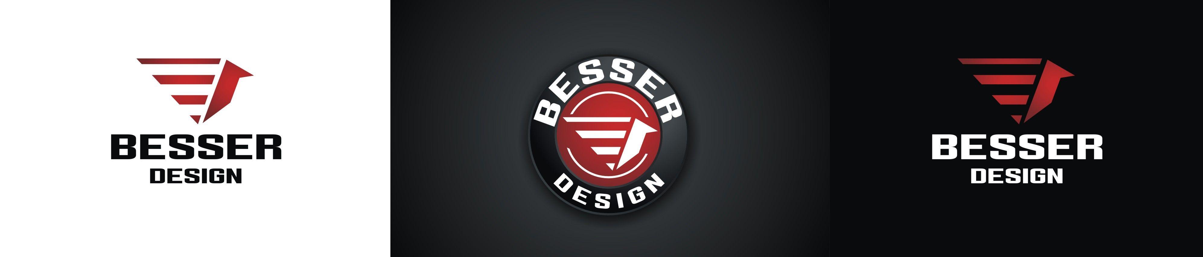 Логотип для тюнинг-ателье BESSER - дизайнер aikam
