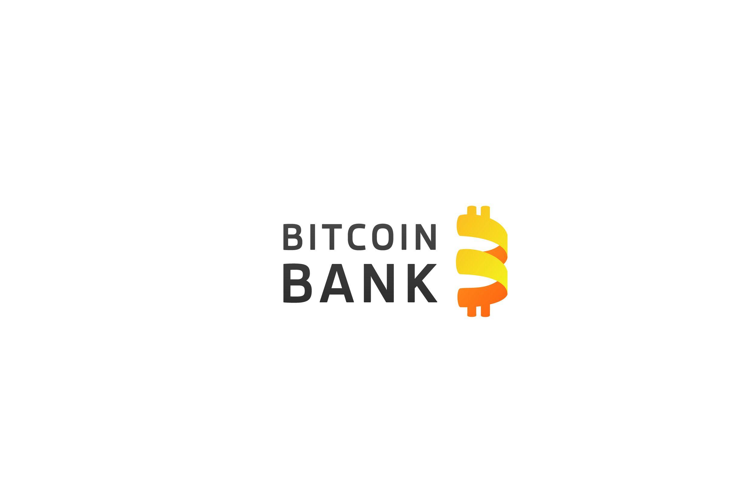 BitcoinBank - Логотип - дизайнер zet333