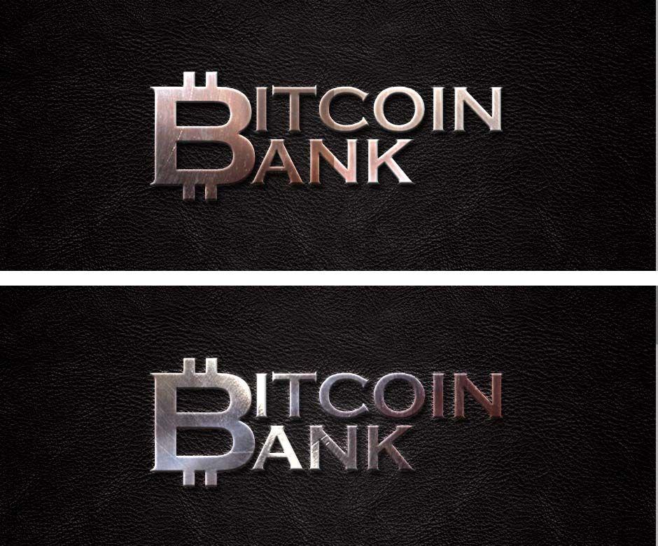 BitcoinBank - Логотип - дизайнер jabud