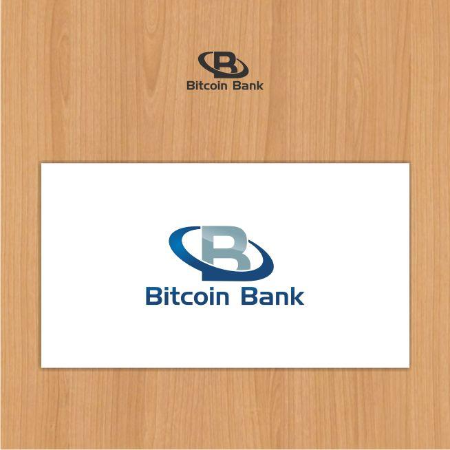 BitcoinBank - Логотип - дизайнер Crystal10