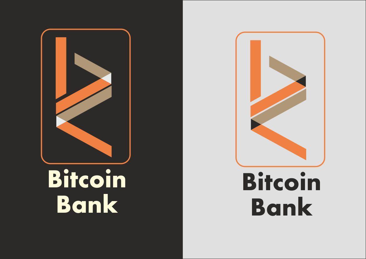 BitcoinBank - Логотип - дизайнер gwyny