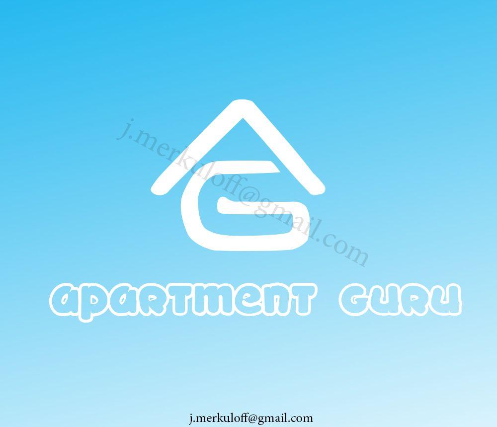 Дизайн логотипа сайта apartment guru - дизайнер jmerkulov
