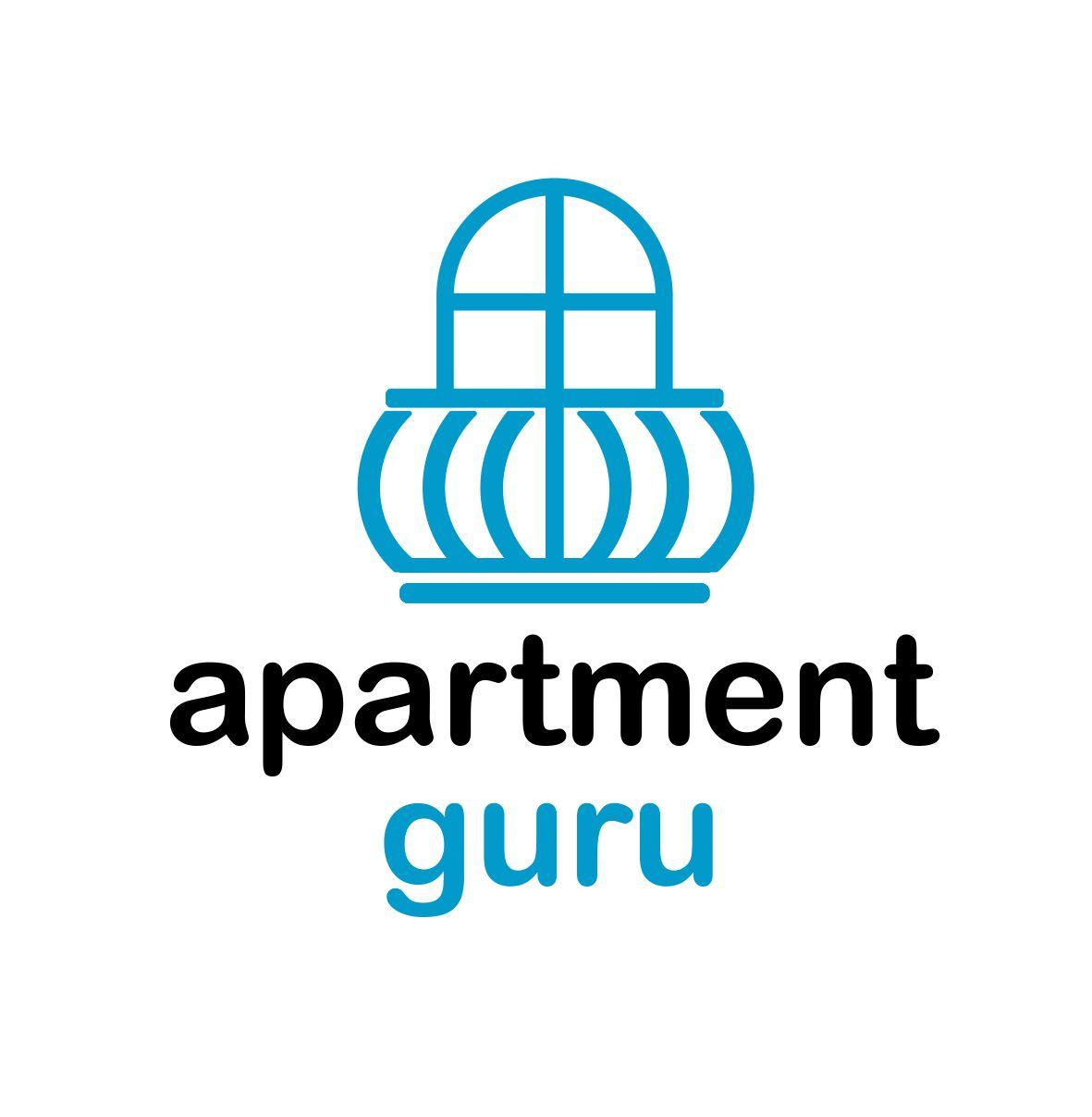 Дизайн логотипа сайта apartment guru - дизайнер worksyu