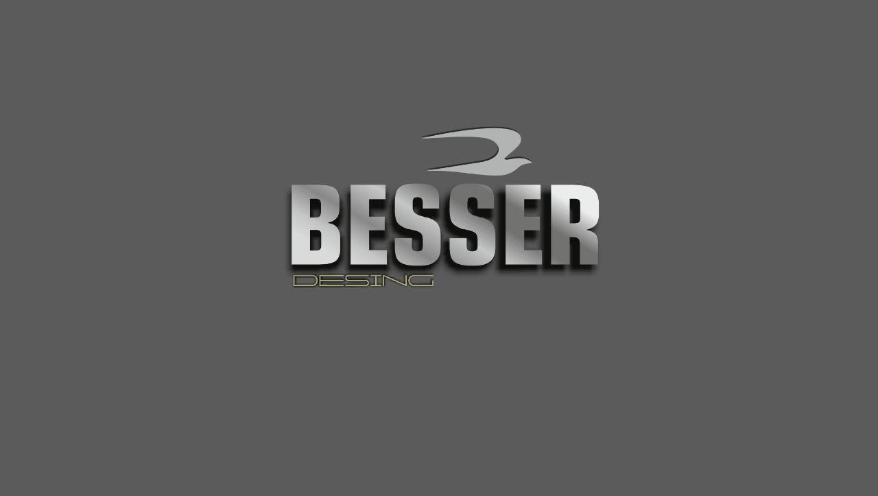 Логотип для тюнинг-ателье BESSER - дизайнер sv58