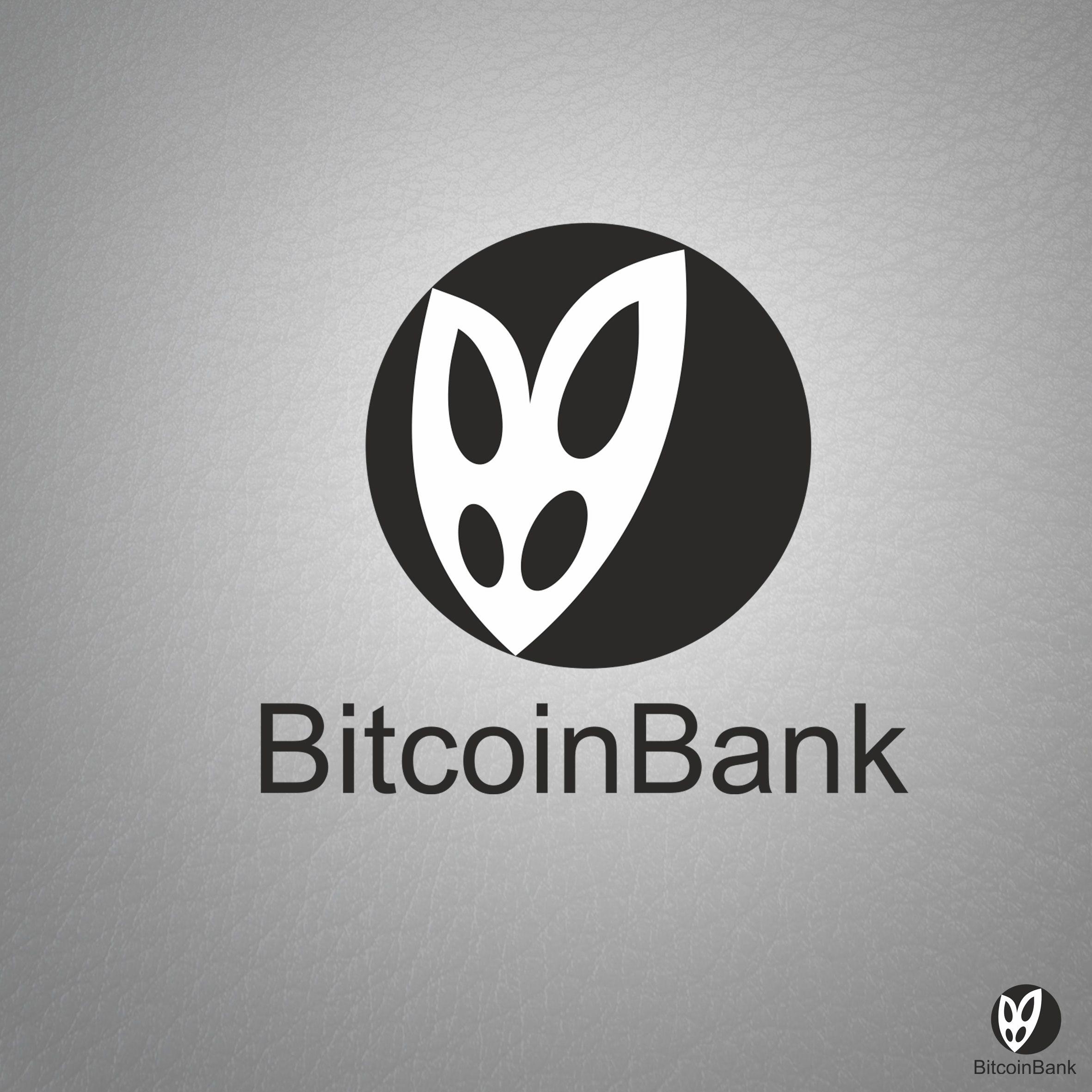 BitcoinBank - Логотип - дизайнер stason2008