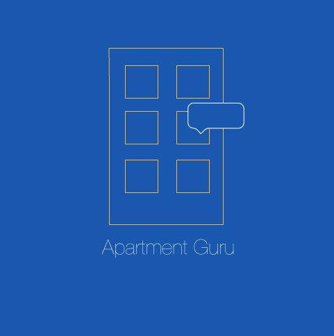 Дизайн логотипа сайта apartment guru - дизайнер Victor_Dmitriev