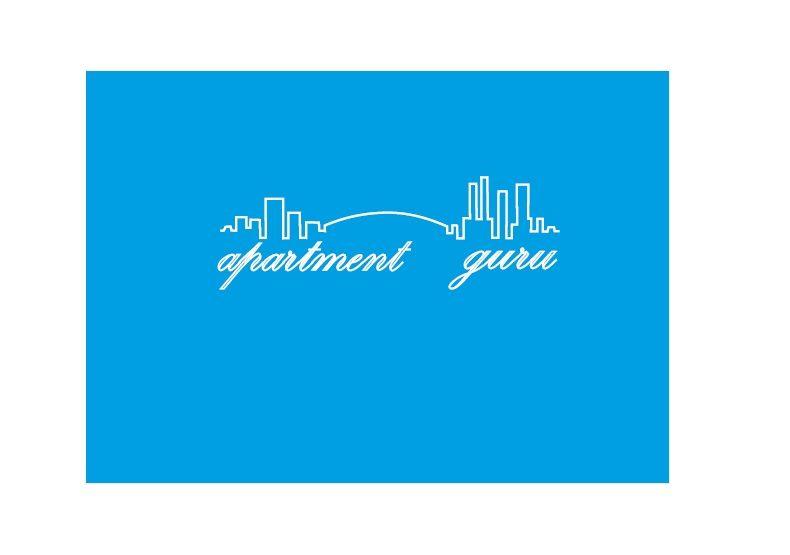 Дизайн логотипа сайта apartment guru - дизайнер omega2073