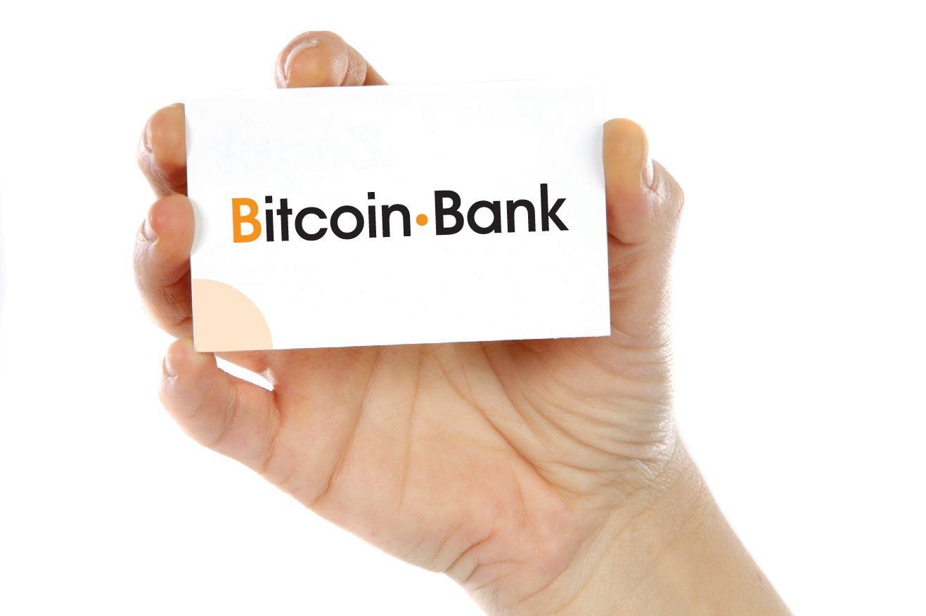 BitcoinBank - Логотип - дизайнер Twist_and_Shout
