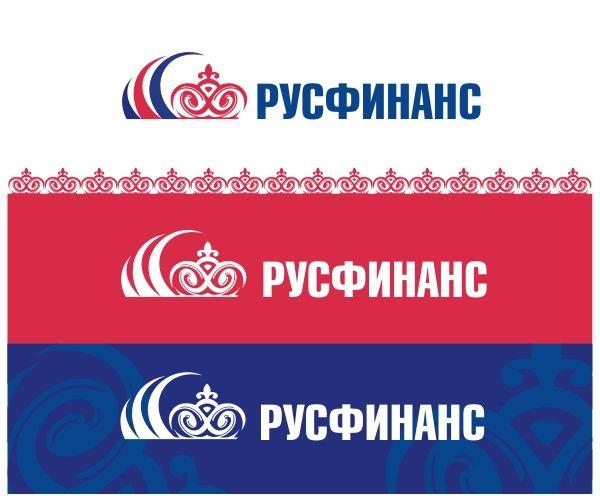 Логотип для Русфинанс - дизайнер pashashama