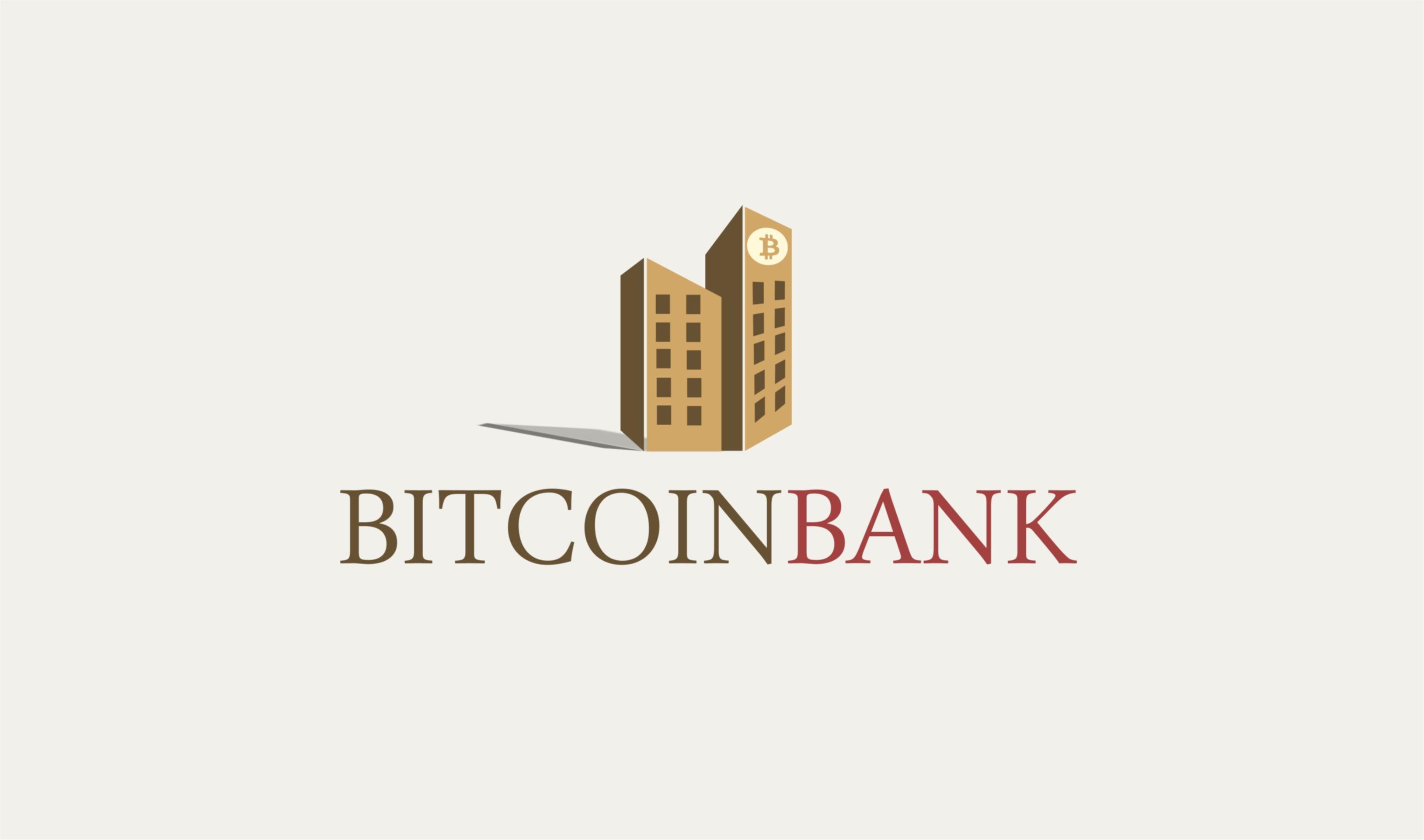 BitcoinBank - Логотип - дизайнер give_5