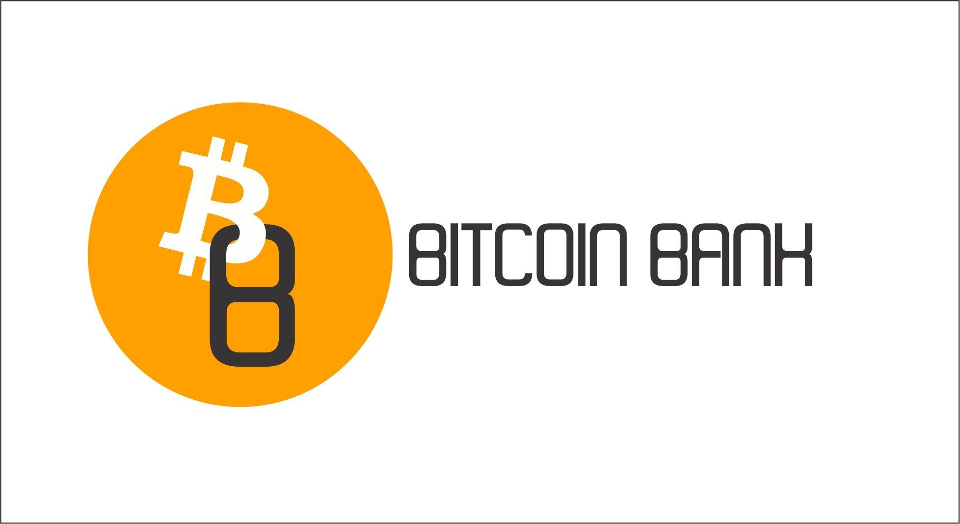 BitcoinBank - Логотип - дизайнер 79156510795