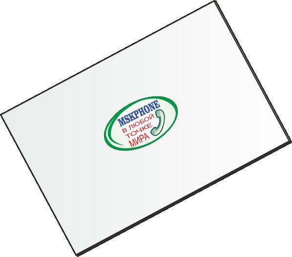 Логотип для MSKPHONE - дизайнер Restavr