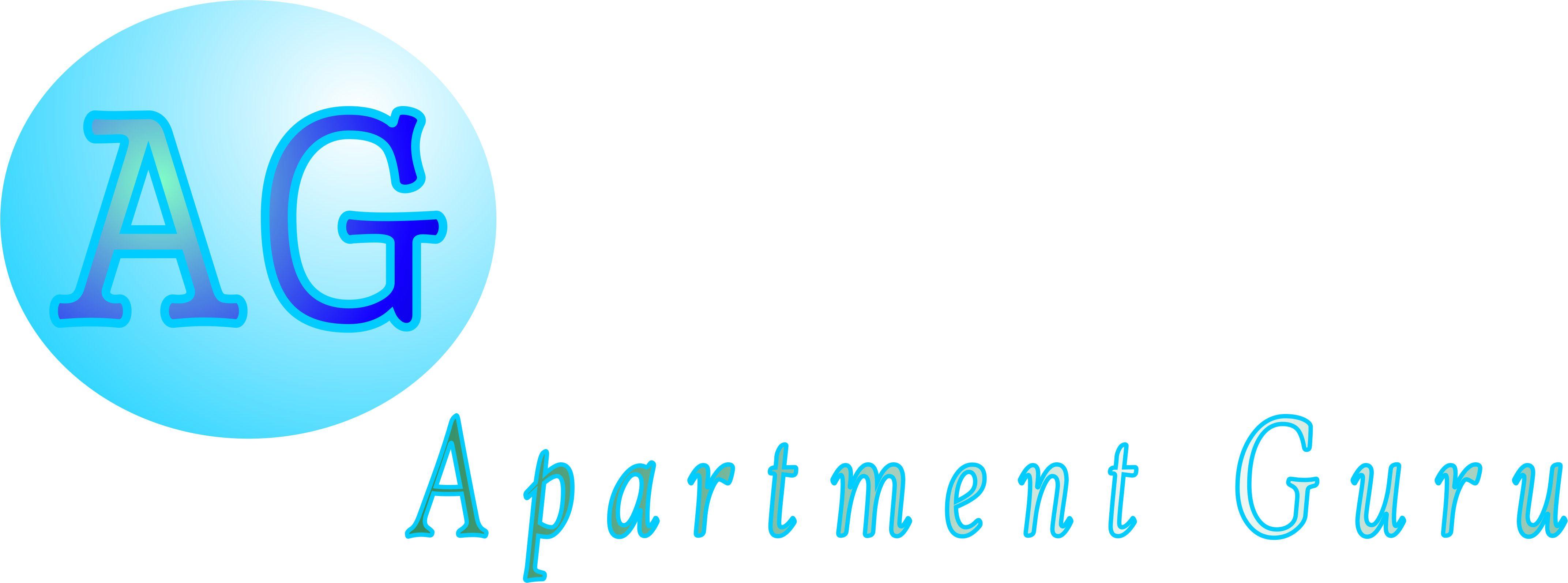 Дизайн логотипа сайта apartment guru - дизайнер YuliyaG