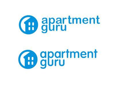 Дизайн логотипа сайта apartment guru - дизайнер ANDruska