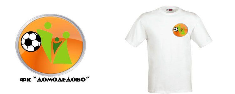 Логотип (Эмблема) для нового Футбольного клуба - дизайнер Grivium