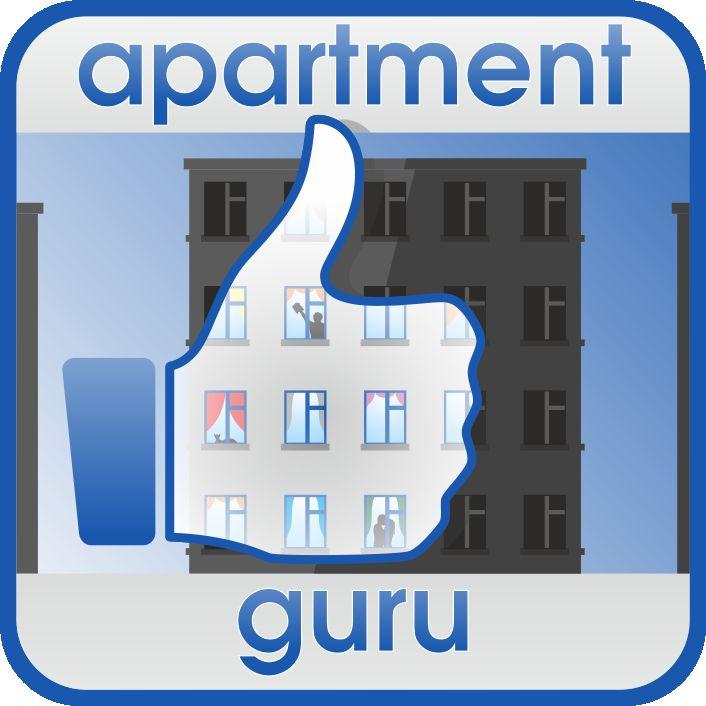 Дизайн логотипа сайта apartment guru - дизайнер SysAd