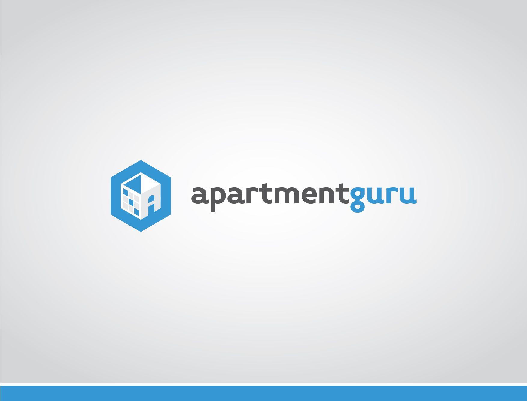 Дизайн логотипа сайта apartment guru - дизайнер Cammerariy