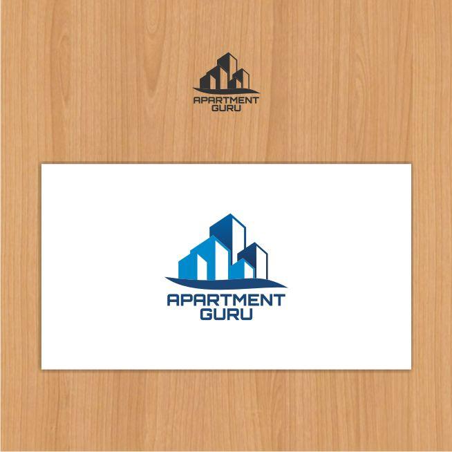 Дизайн логотипа сайта apartment guru - дизайнер Crystal10