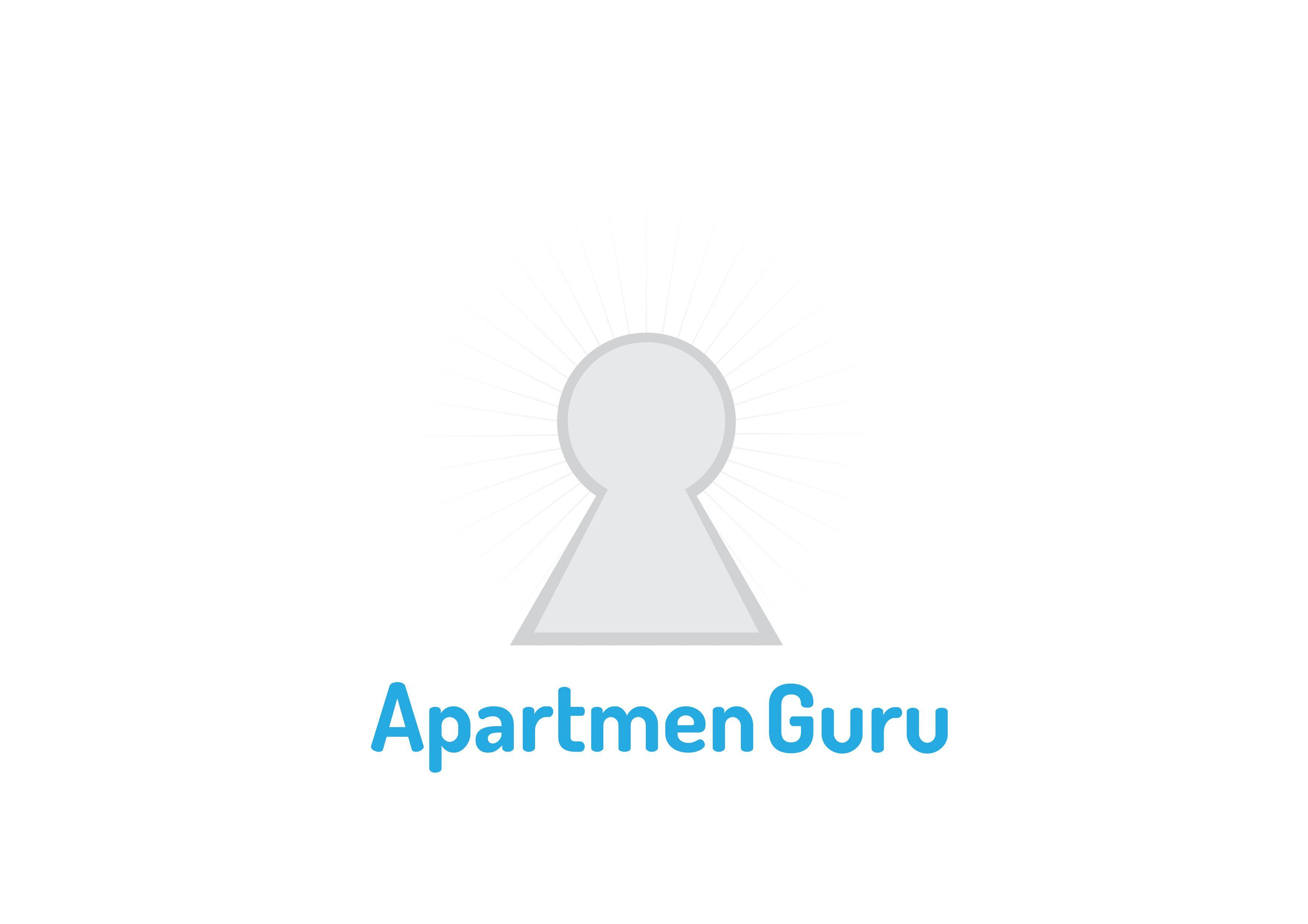 Дизайн логотипа сайта apartment guru - дизайнер MRserjo