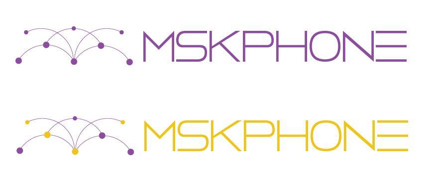 Логотип для MSKPHONE - дизайнер DynamicMotion